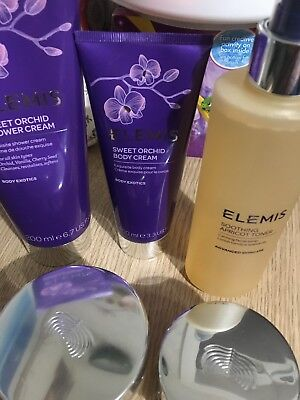 ELEMIS sweet orchid / apricot toner pre- collagen  LOVE YOUR SKIN