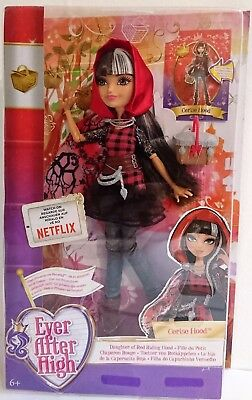 Ever After High | Cerise Hood | Daughter of Red Riding Hood | Doll