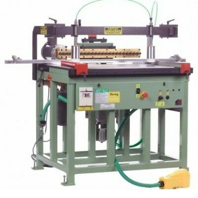 Conquest 23 Spindle Dedicated Construction Drill Horizontal & Vertical B0183
