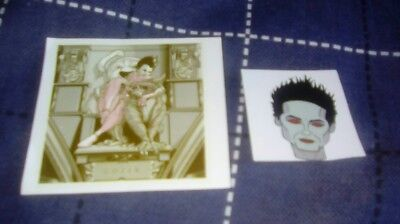 Ghostbusters:- Gozer Stickers