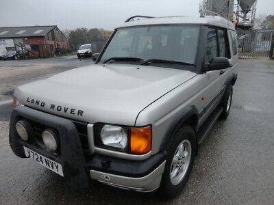 Landrover Discovery V8 Gs , 7Seater