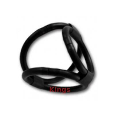 Adjustable Tri Ring 3 Penis Ring Cage Impotence Erection Aid Sex Aid Erectile