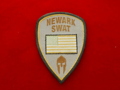 Newark Police SWAT Patch # California