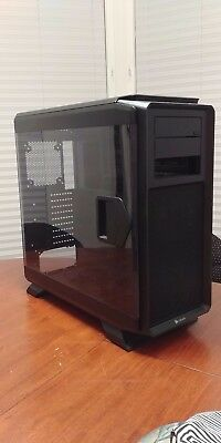 Corsair Graphite 760T Full Tower ATX Gaming Computer PC Case with Window