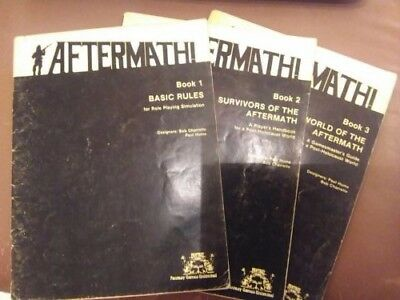 FGU - Aftermath roleplaying game