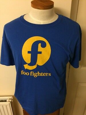 Foo Fighters Official Tee Shirt. Size Large. 2005