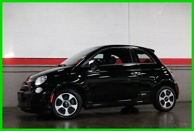 2014 Fiat 500 Battery Electric 2014 Battery Electric Used Automatic FWD Hatchback
