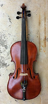 Violin Carlo Colombo Bruno, TORINO about 1930, SOUND SAMPLE! old italian violino