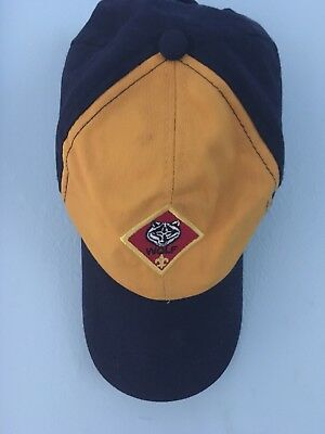 Boys Scouts of America BSA  Cub Scout Wolf Scout Hat