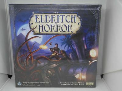 Eldritch Horror Board Game - Englisch - NEU/OVP
