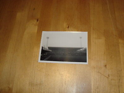 Aston Villa, old photographic  ground pictures x 2, early 1960's