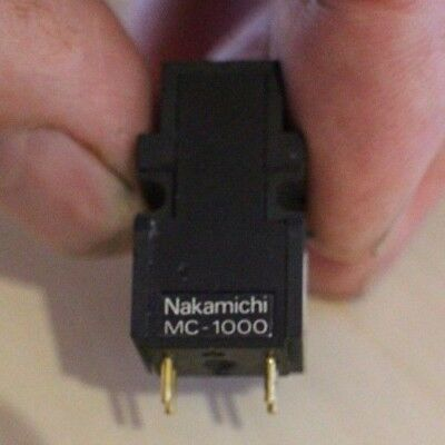 Nakamichi Reference MC-1000 Moving Coil Cartridge (Rare)