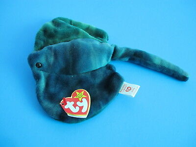Sting the Stingray - Ty Beanie Baby RETIRED