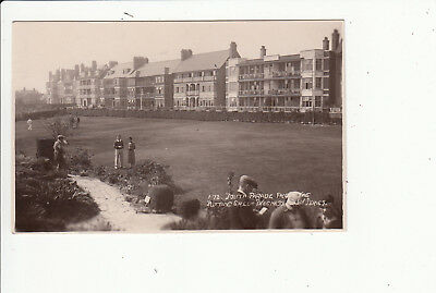 South Parade from the Putting Green Skegness Vintage Postcard