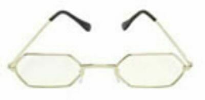 Mr. and Mrs. Claus Glasses