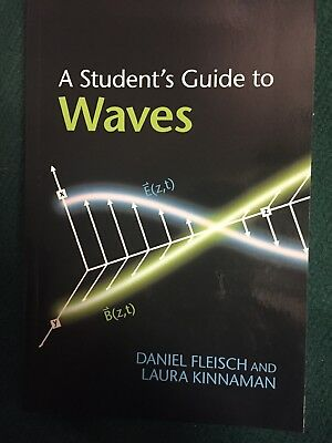 A Student's Guide to Waves Brand New Book
