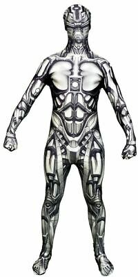 Android Robot Adult  Morphsuit