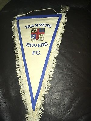 Tranmere Rovers Pennant 1970/80s