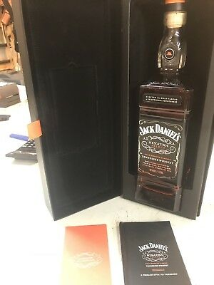 Jack Daniels Sinatra Select DISPLAY Bottle