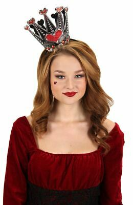 Sparkle Queen of Hearts Crown