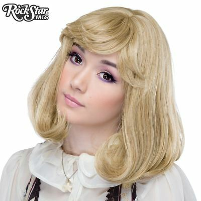 Daily Doll Curled-Under Wig - 4 Colours