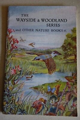 Warne Wayside & Woodland Series Catalogue + Observer's & Other Nature Books