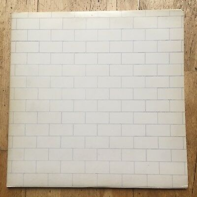 Pink Floyd - The Wall - 1st Press Excellent Vinyl