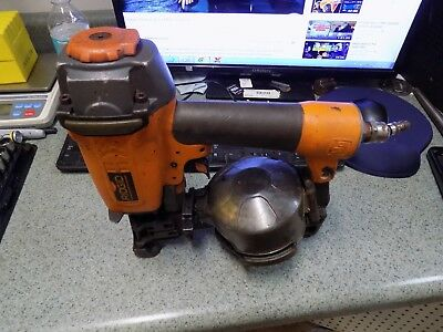 """Ridgid R175RND 3/4""""- 1 3/4"""" Coil Roofing Nailer USED UNTESTED"""