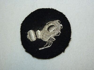 Gasmask patch