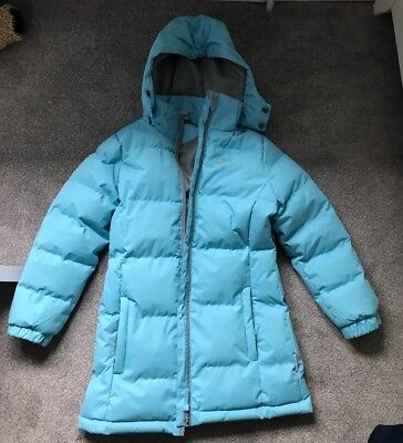 Trespass Girls Tiffy Coat Size 5-6