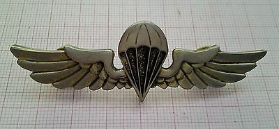 SERBIAN ARMY PARACHUTES NCO's BADGE FOR FIELD UNIFORM