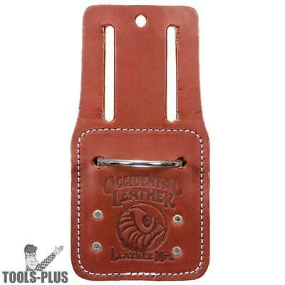 Occidental Leather 5012 Leather Hammer Holder New