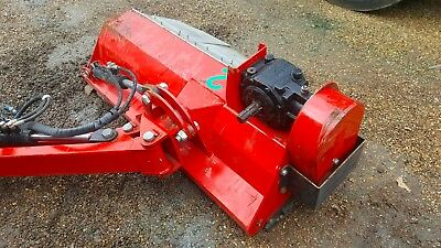 Flail Topper Mower Cutter Tractor Deck Standard 3 Point Linkage **no Reserve**