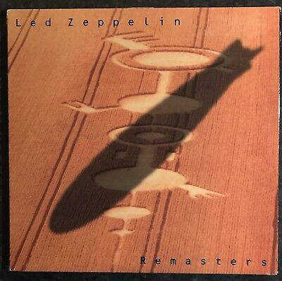 LED ZEPPELIN / REMASTERS - VINYL 3x LP'S REMASTERED BY JIMMY PAGE 1990