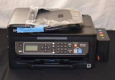 New Epson WF-2630 with built in CISS EcoTank All in one Printer