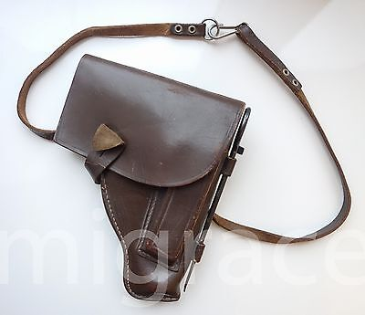 RUSIAN SOVIET leather holster for Makarov pistol USSR