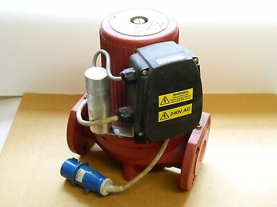 Grundfos UPS 50-120 FB 280 Water pump TF120 Single Head Circulator 240V DN50