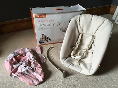 Stokke Tripp Trapp Newborn Set with removable cover