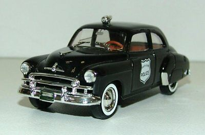 Solido 1:43 1950 Chevrolet South Bend Police Car
