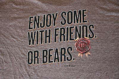 Jim Beam Honey T Shirt MEN'S SIZE XXL (2XL) ONLY New never used