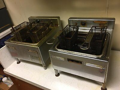Industrial Use Or Home Use Deep Fryer - Used - Pick Up Only - Temp Needs Fixed