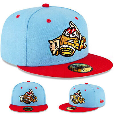 e52b77ff New Era NBA Chicago Bulls 5950 Black Fitted Hat Faux Leather Red Front Logo  Cap