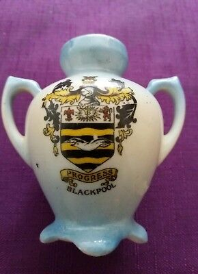 Crested China Ware By   -  Blackpool