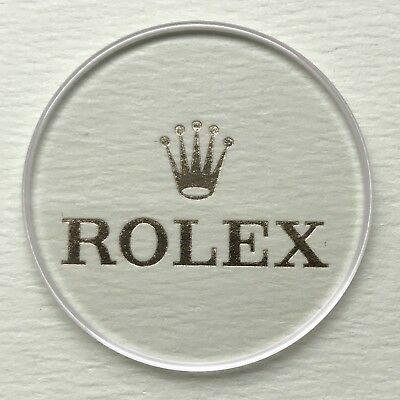 Rolex No-date Submariner 25-295 Sapphire Crystal - Genuine For 114060