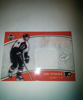 Joni Pitkanen game used