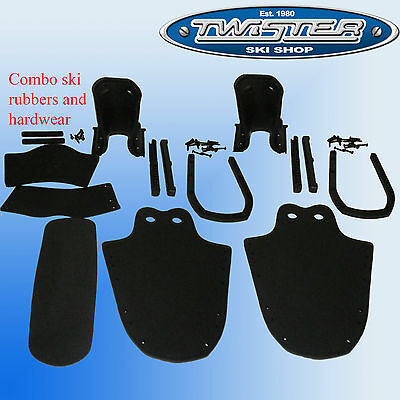 Water Ski Rubbers Combo binding adjustable set up Special