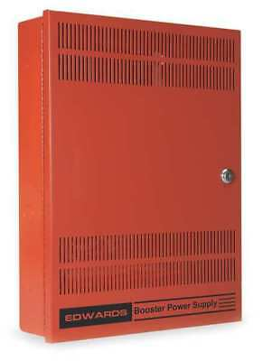 EDWARDS SIGNALING EBPS6A Power Booster, 6.5 Amp, Red