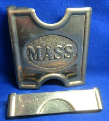 Indian Wars REPRODUCTION Massachusetts Guard Belt Buckle by Anson Mills