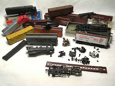 "N GAUGE ""Train Wreck!"""