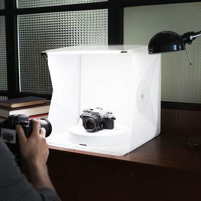 Foldio All-in-One Photography Studio Set (Includes Foldio2, Foldio 360, LED Ligh
